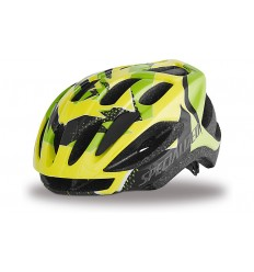 casco Specialized Flash Huracan fluor verde