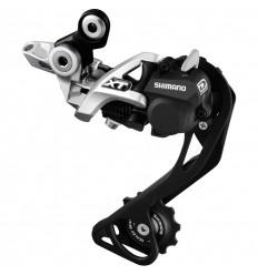 Cambio Shimano XT 10v Shadow Plus SGS Direct Plata
