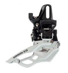 Desviador Sram X9 3x10 High Direct Mount Doble Tiro