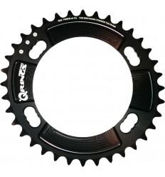 Plato Rotor Q 36x110x4 Shimano inner Negro
