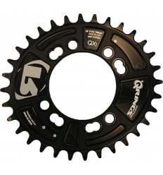 Plato Rotor Q 30t X1 Negro