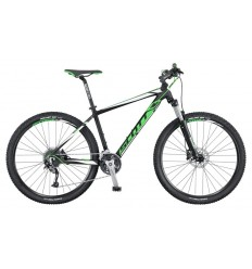 Scott Aspect 740 Negro Verde Blanco