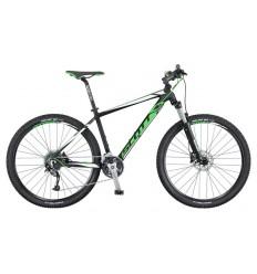 Scott Aspect 740 Negro Verde Blanco