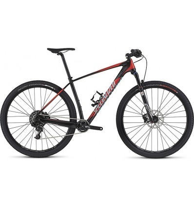 Specialized Stumpjumper Comp Carbon 29 World Cup Carbono Rojo Azul
