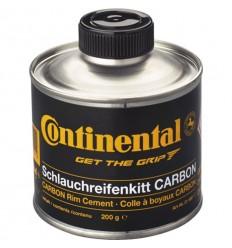Bote Pegamento Continental Carbono Tubular 200g