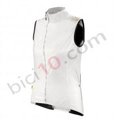 Chubasquero Chaleco Mavic Oxygen Vest mujer Blanco