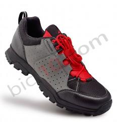Zapatillas Specialized Tahoe MTB Negro Rojo
