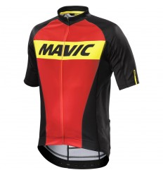 Maillot Mavic Cosmic Rojo