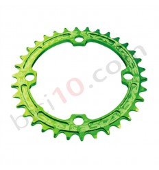 Plato Race Face Single Speed 10v 11v Verde